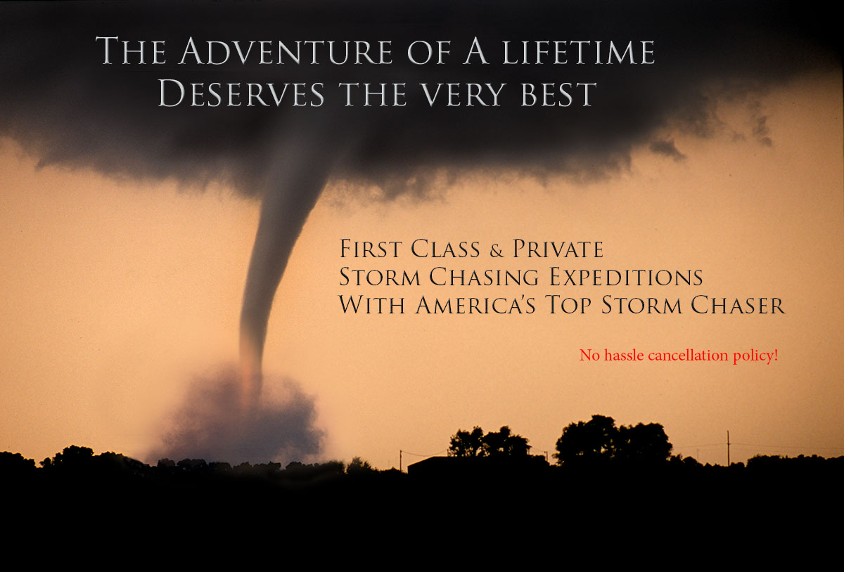 storm Chaser Tours - Tornado Expeditions